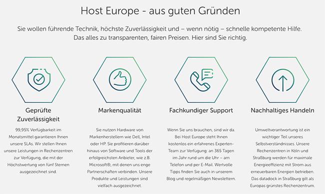 Hosteurope Gutschein